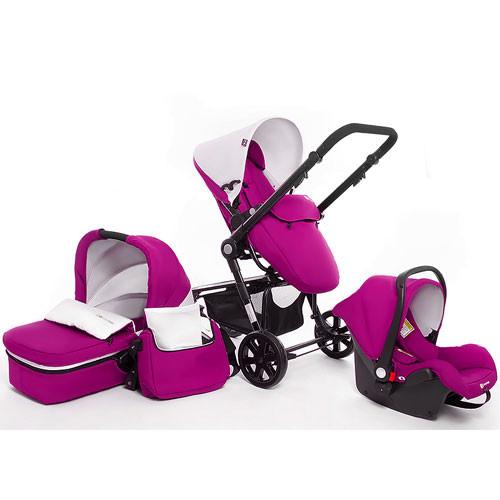 Carucior 3 in 1 Kraft 6 Purple