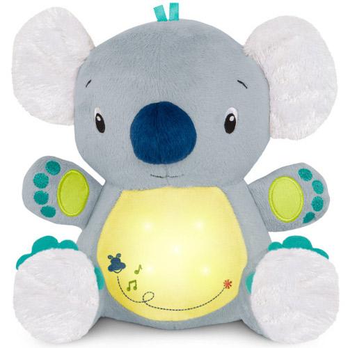 Jucarie cu Sunete si Lampa de Veghe Twinkle Tummy Buddy