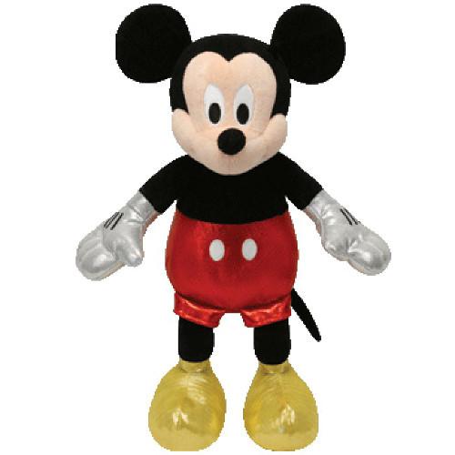 Plus cu Sunete Mickey Sparkle 20 cm