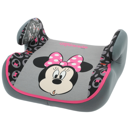 Inaltator Auto Toppo Luxe Miss Minnie 15-36 Kg