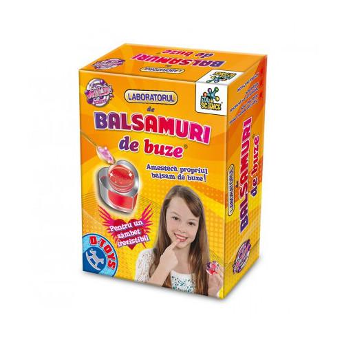Joc Laboratorul Balsam pentru Buze