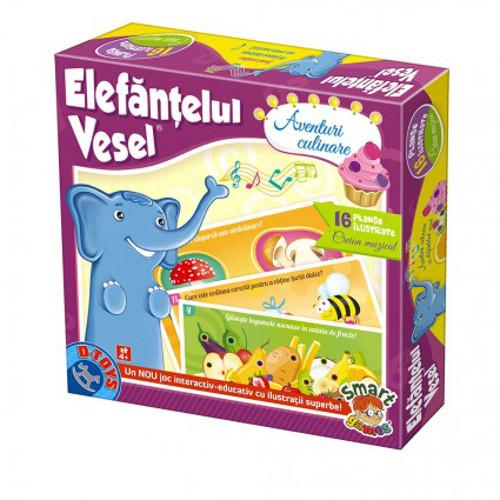 Elefantul Vesel - Aventuri Culinare