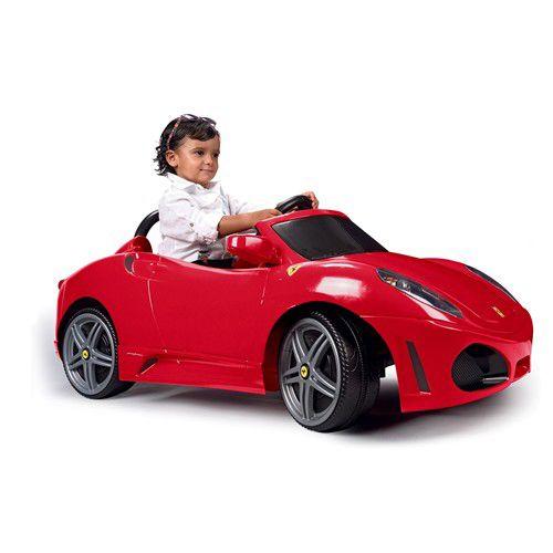 Masinuta cu Acumulator F430 Ferrari 6V
