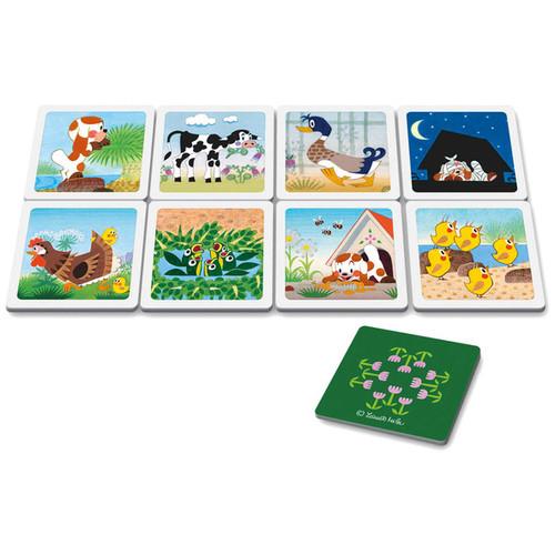 Joc de Memorie - Animale Domestice