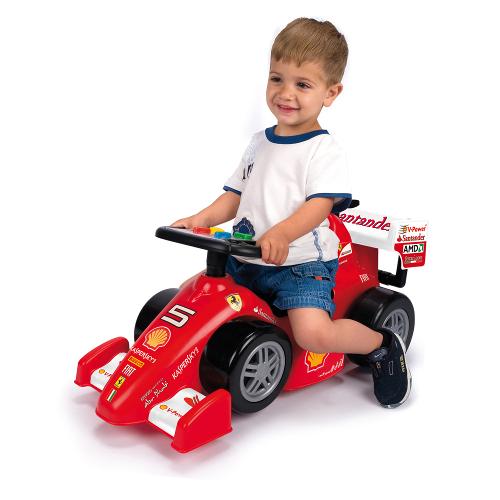 Vehicul fara Pedale Ferarri F12