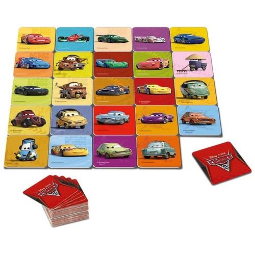 Joc de Memorie - Cars