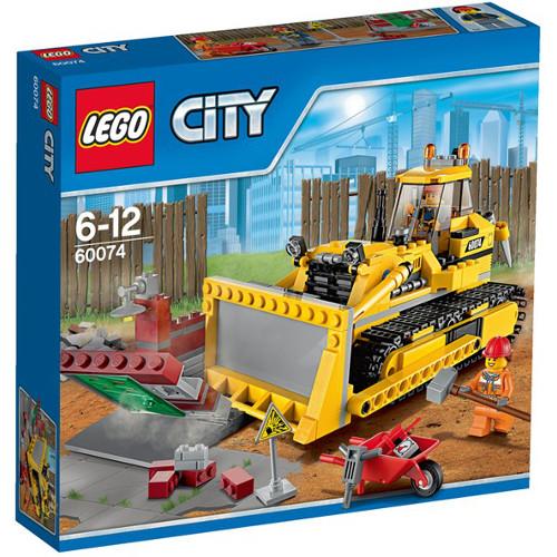 City - Buldozer