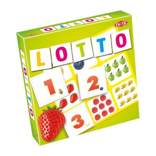 Lotto - Numere si Fructe