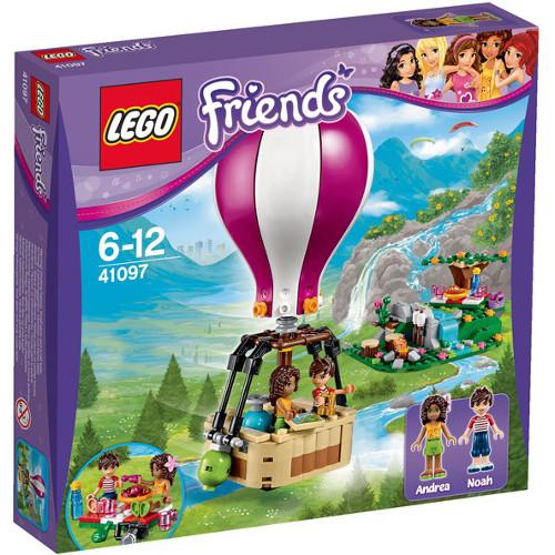 Friends - Balonul cu Aer Cald din Heartlake