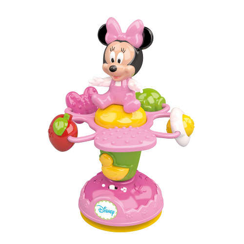Jucarie Floare Rotativa Minnie Mouse