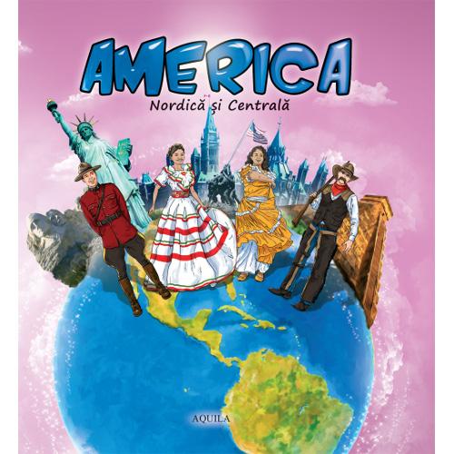 America Nordica si Centrala
