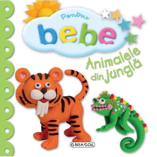 Pentru Bebe - Animale din Jungla