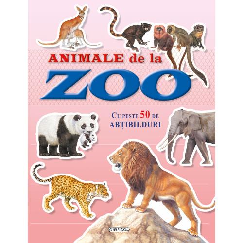 Cauta si Lipeste Animale de la Zoo