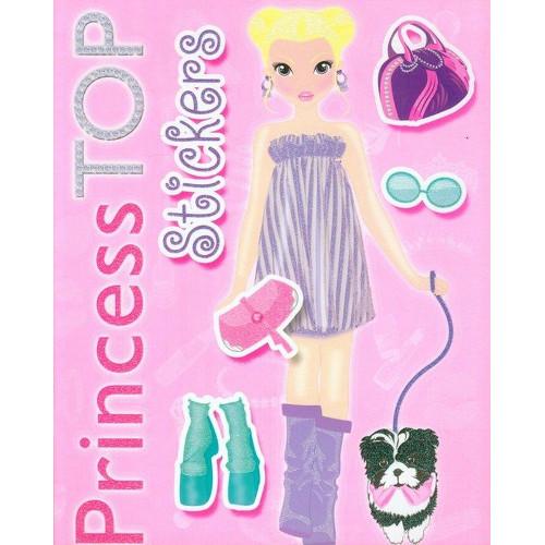 Princess Top Stickers Roz