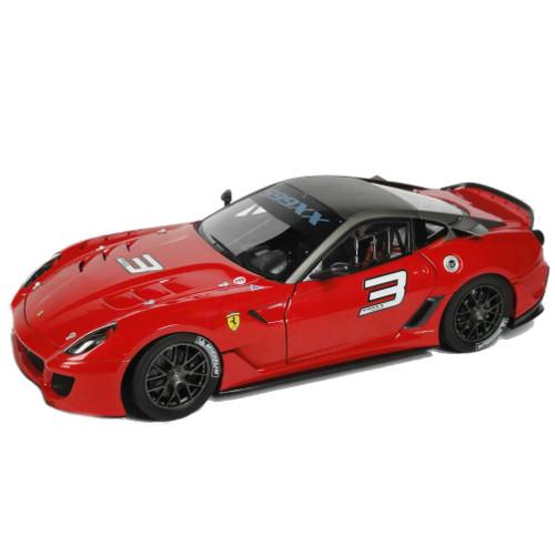 Masinuta Ferrari 599XX 1:18