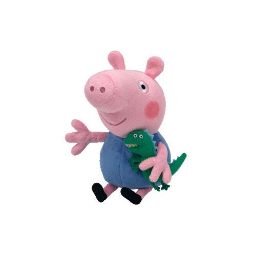 Plus Peppa Pig George 15 cm