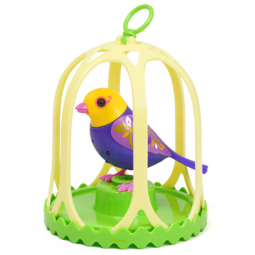 Set Colivie si Pasare Interactiva DigiBirds Livia