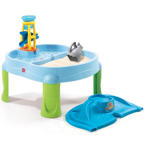 Masuta de Joaca cu Apa si Nisip Splash and Scoop Bay