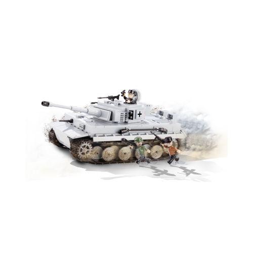 World War II - Tanc German PZKPFW VI TIGER AUSF.E