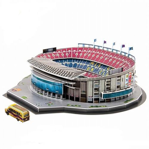 Puzzle 3D Stadion FC Barcelona - Camp Nou