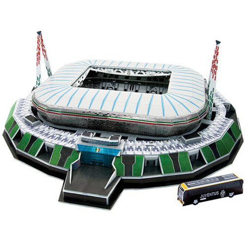 Puzzle 3D Stadion Juventus - Juve Stadium