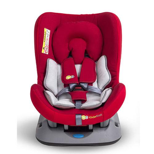 Scaun Auto Coby Dark Red