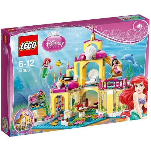 Disney - Palatul Submarin al lui Ariel