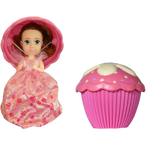 Papusa Briosa Cupcake Surprise Liza