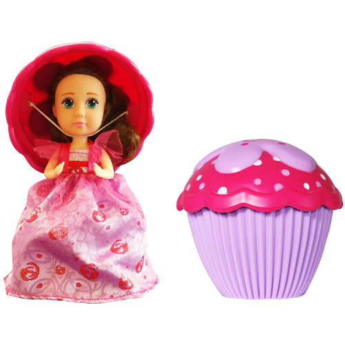 Papusa Briosa Cupcake Surprise Ailly