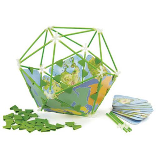 Set de constructie Architetrix Glob