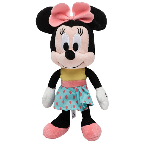 Mascota I Love Minnie cu Rochita Manhattan 20 cm
