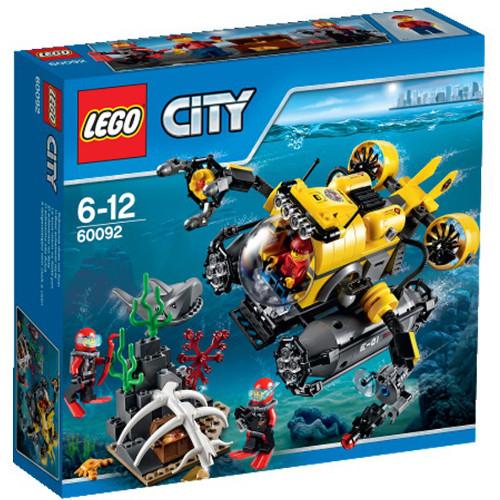 Poza City - Submarin