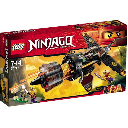 Ninjago - Spargator de Piatra