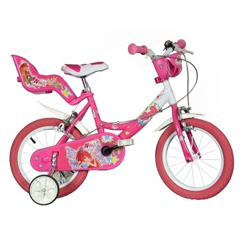 Bicicleta 144R Seria Winx