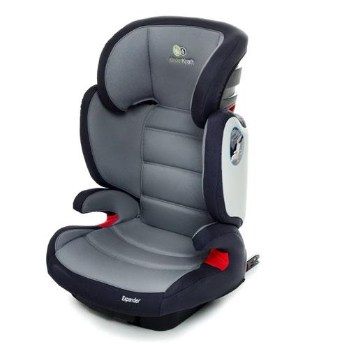 Scaun Auto Expander Grey Isofix