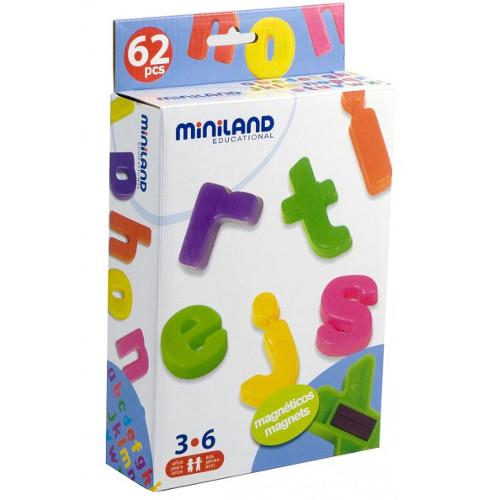 Litere Mici Magnetice 62