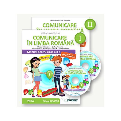 Manual Comunicare in Limba Romana Clasa II Semestrul I si II
