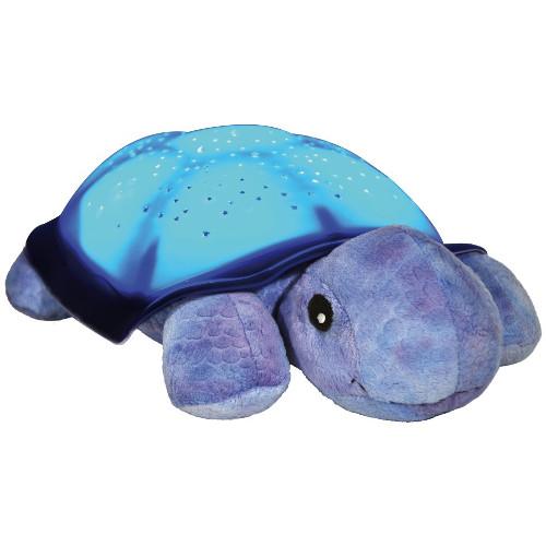 Lampa de Veghe Twilight Turtle Purple