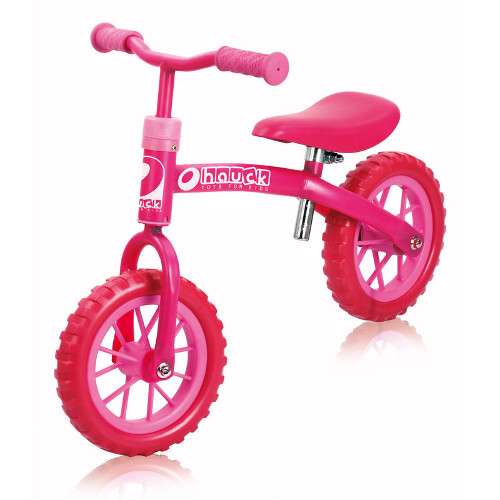 Bicicleta Fara Pedala Bubble Pink