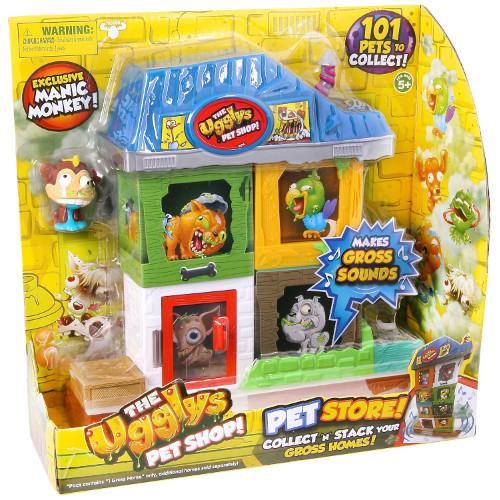 The Ugglys Pet Shop - Casa Cateilor