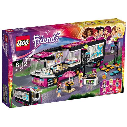 Friends - Autobuzul de Turneu al Vedetei Pop