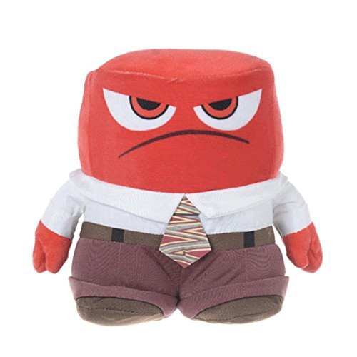 Mascota Plus Inside Out - Anger 20 cm