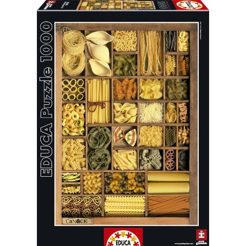 Puzzle Pasta Basta 1000 Piese