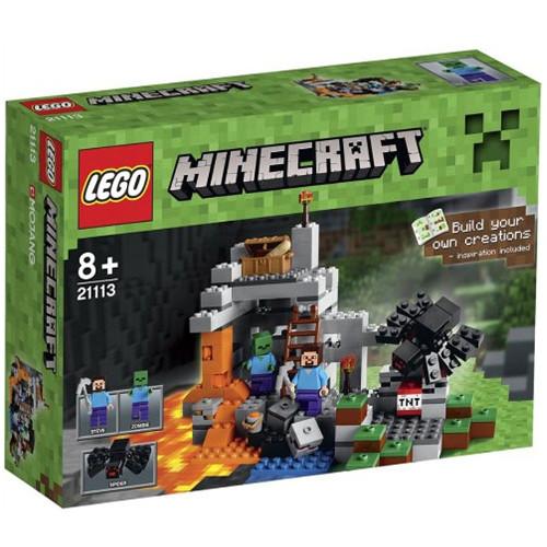 Minecraft - Pestera