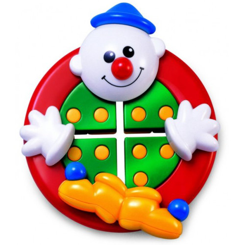 Zornaitoare Puzzle Clown