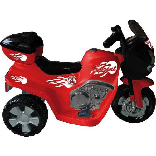 Motoscuter Sprint Rosu