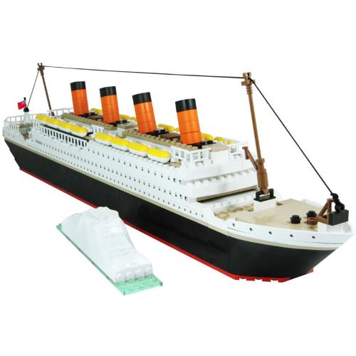 Set de Construit RMS Titanic