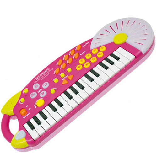 Orga Electronica cu Microfon Incorporat