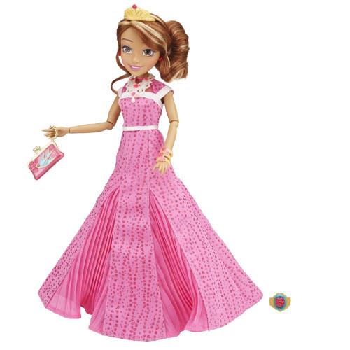 Papusa Disney Descendants - Audrey in Tinuta de Incoronare