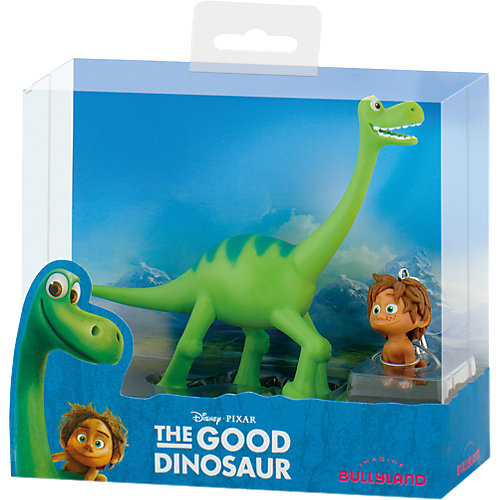 Set Figurine Arlo si Spot The Good Dinosaur